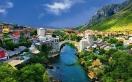 Балкански калейдоскоп ( Белград,Сараево, Мостар, Дубровник,Будва,Тирана, Круя, Охрид) - 6BB