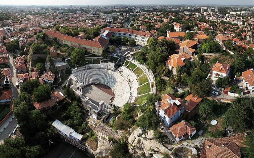 Пловдив-Римския театър