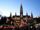 Предколедна магия в градът на изкуството Виена с посещение на Будапеща (от Пловдив)