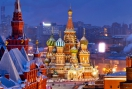 Нова година в Москва и Санкт Петербург - 7НВ (самолет от София)/ 27.12