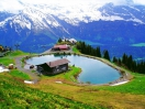 Приказна Швейцария - 5BB (самолет от София)