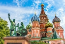 Москва и Санкт Петербург - столиците на имперска Русия 6HB (самолет от София)